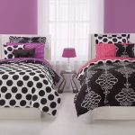 Girls Twin Bedding In Pink