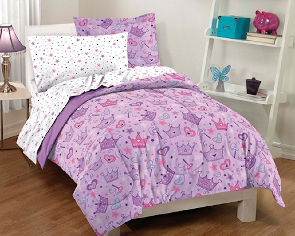 Image of: Girls Twin Bedding Sets Clearance