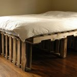 High Beds Made Out Of Pallets