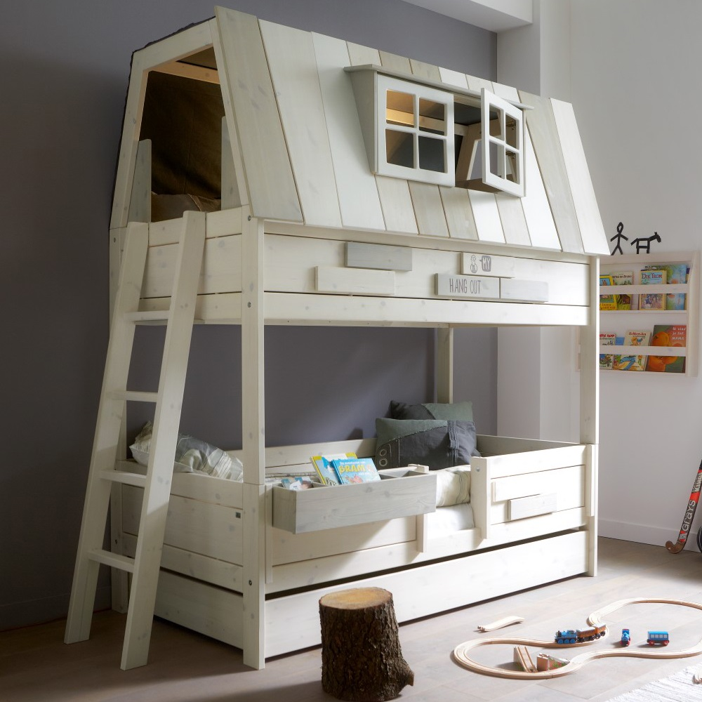 Image of: House Cool Bunk Beds