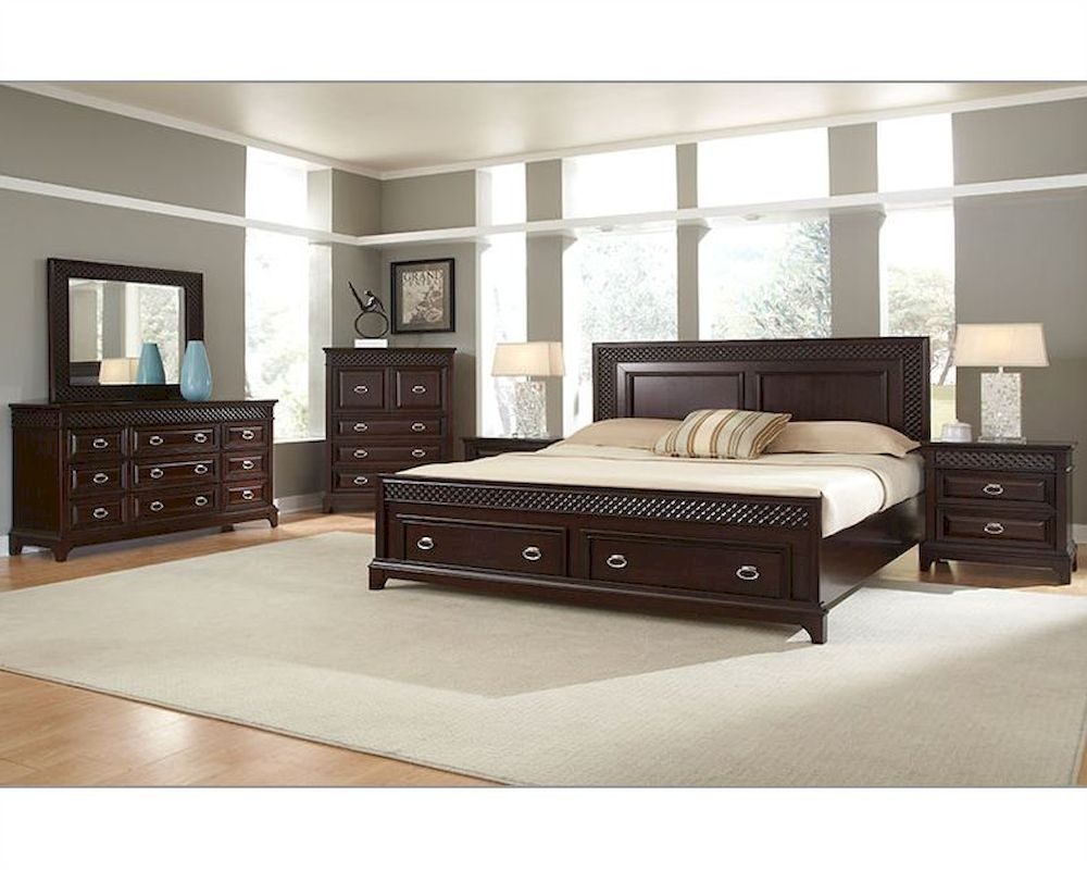 Image of: Large Liberty Furniture Bedroom Sets