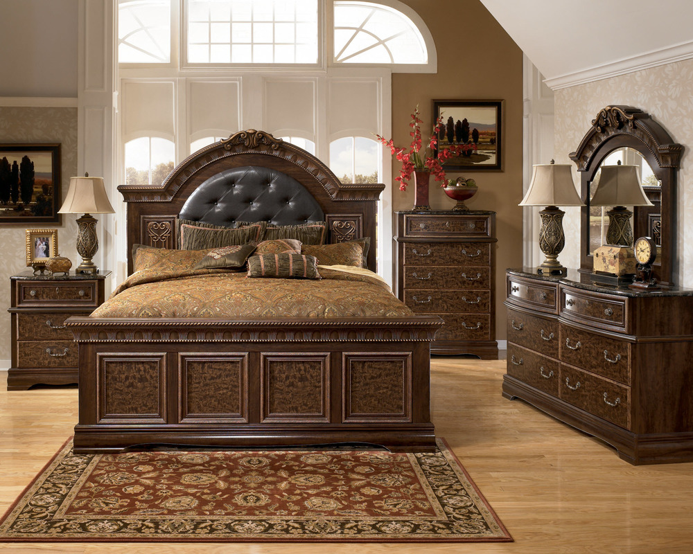 Image of: Liberty Furniture Bedroom Sets Decorative