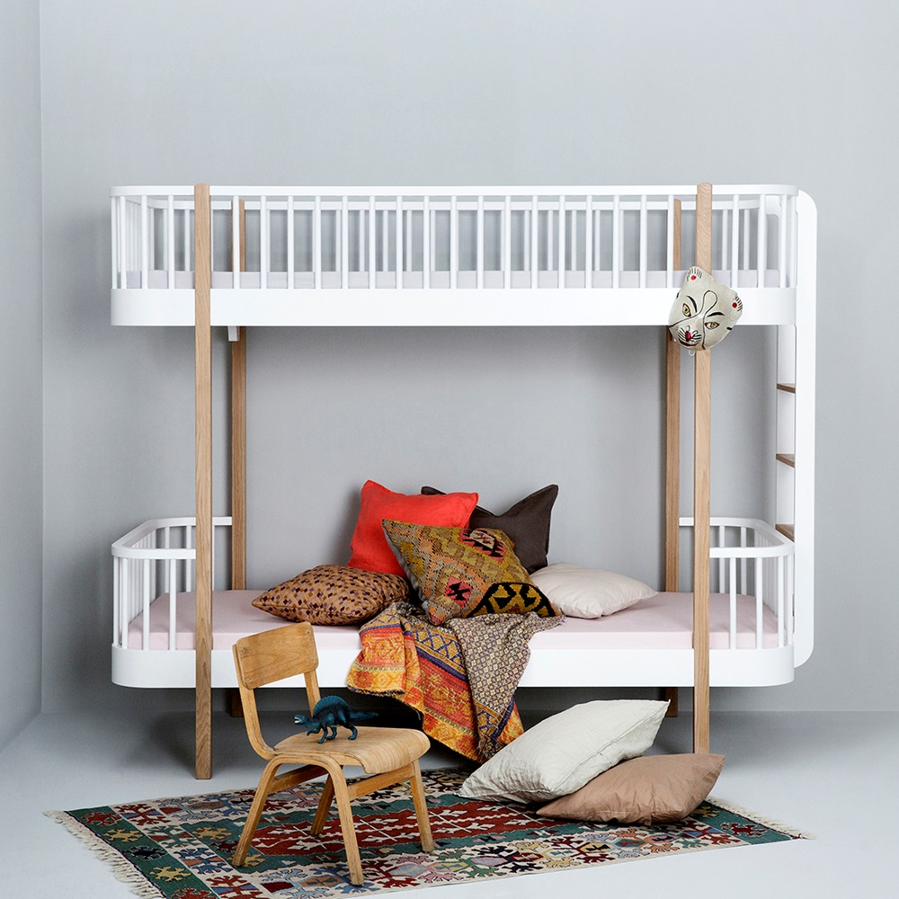 Image of: Luxury Cool Bunk Beds