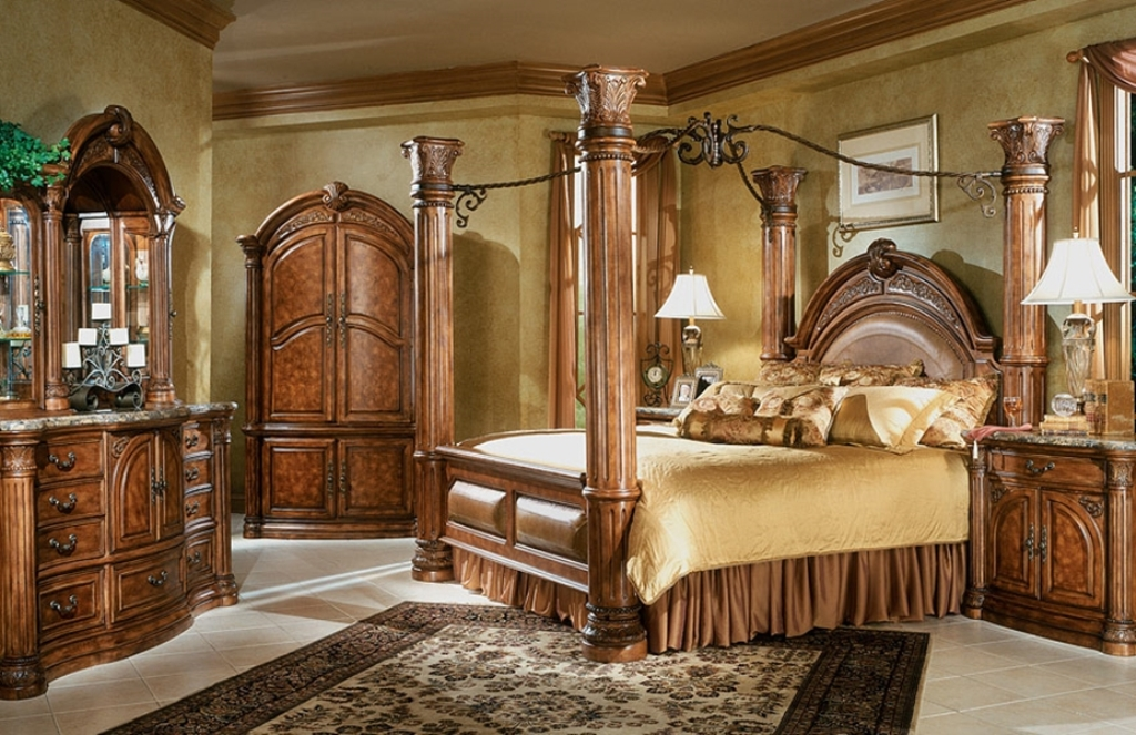 Image of: Michael Amini Bedroom Furniture Pictures