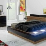 Modern Pallet Furniture Bed