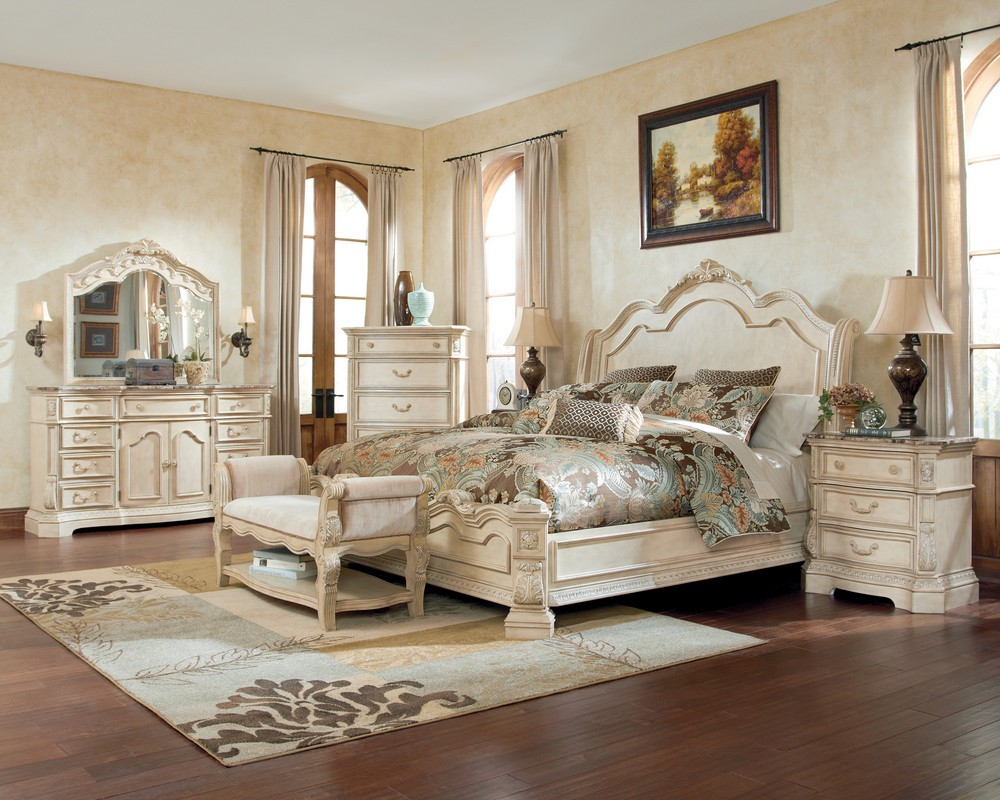 Image of: Ortanique Liberty Furniture Bedroom Sets