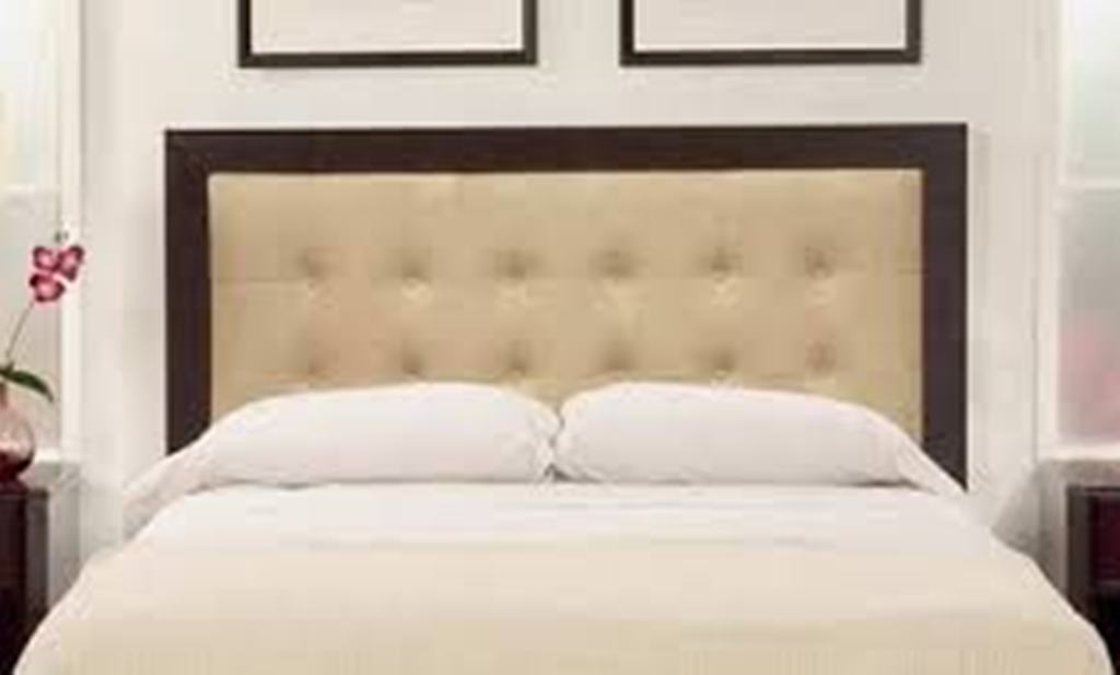 Image of: Padded Headboards and Footboard
