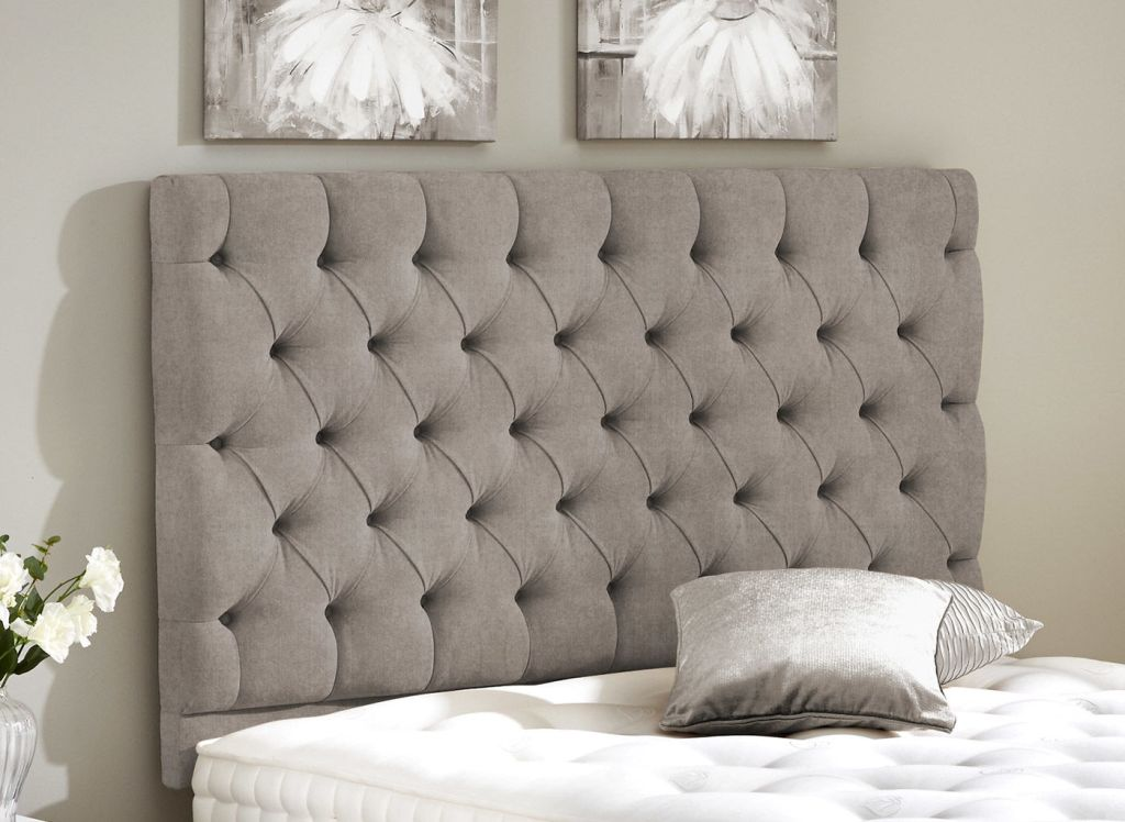 Image of: Padded Headboards for Full Beds