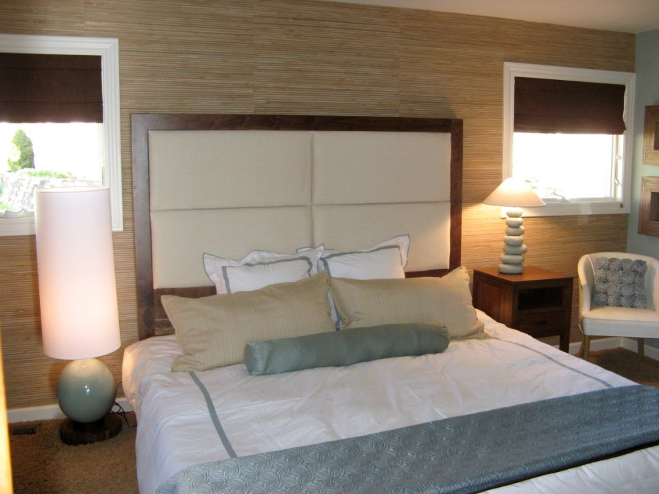 Image of: Perfect California King Headboards