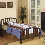 Queen Bed Frame Black