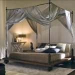 Queen Bed Frame Four Poster