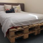 Relcaimed Beds Made Out Of Pallets