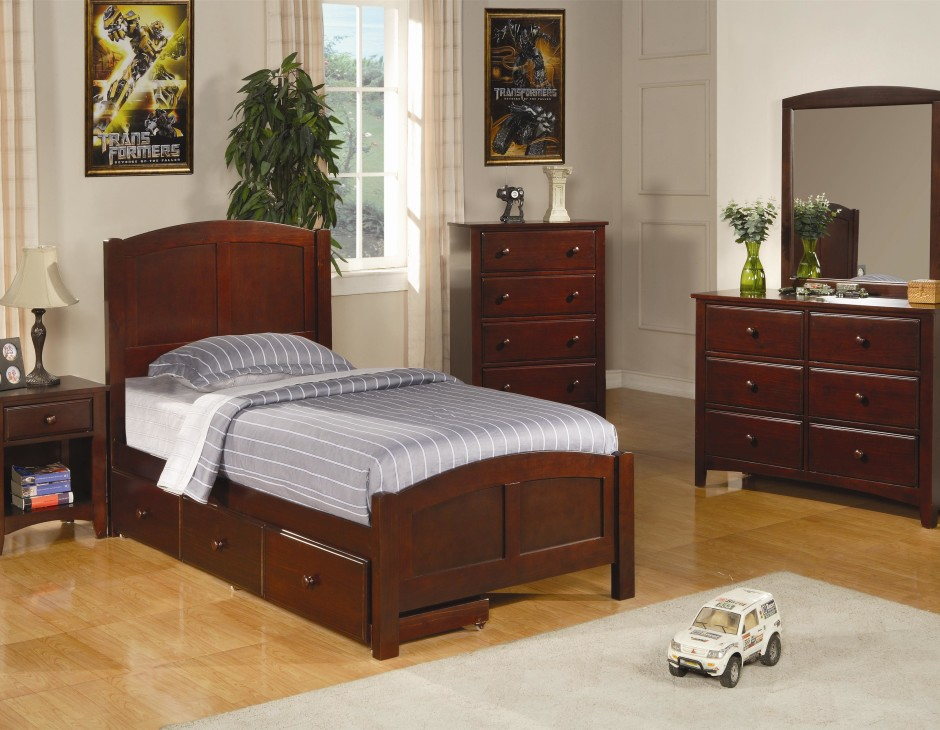 Image of: Small  Coaster Furniture Bedroom Sets
