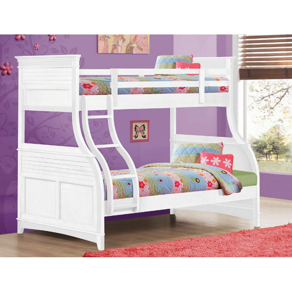Image of: Style Bunk Beds Twin Over Full