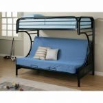 Style Futon Couch Bunk Bed
