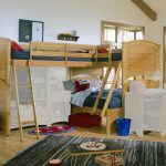 Triple Loft Beds for Small Rooms
