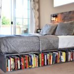 Twin Bed Frame with Storage underneath Plans