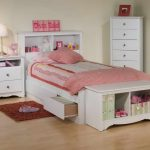 Twin Beds With Storage Girls Room
