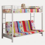 White Futon Couch Bunk Bed