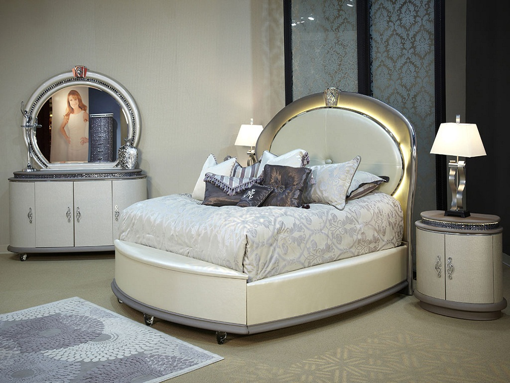 Image of: AICO Bedroom Furniture