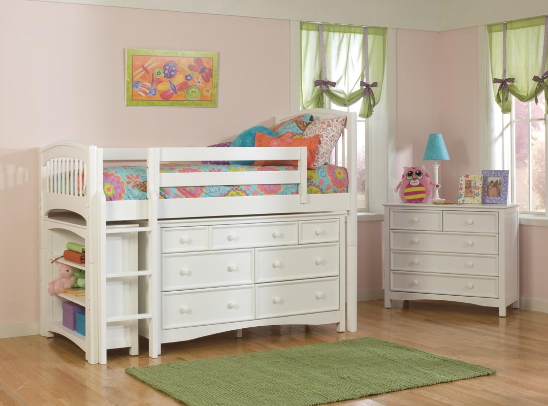 Amazing Loft Bed for Kids