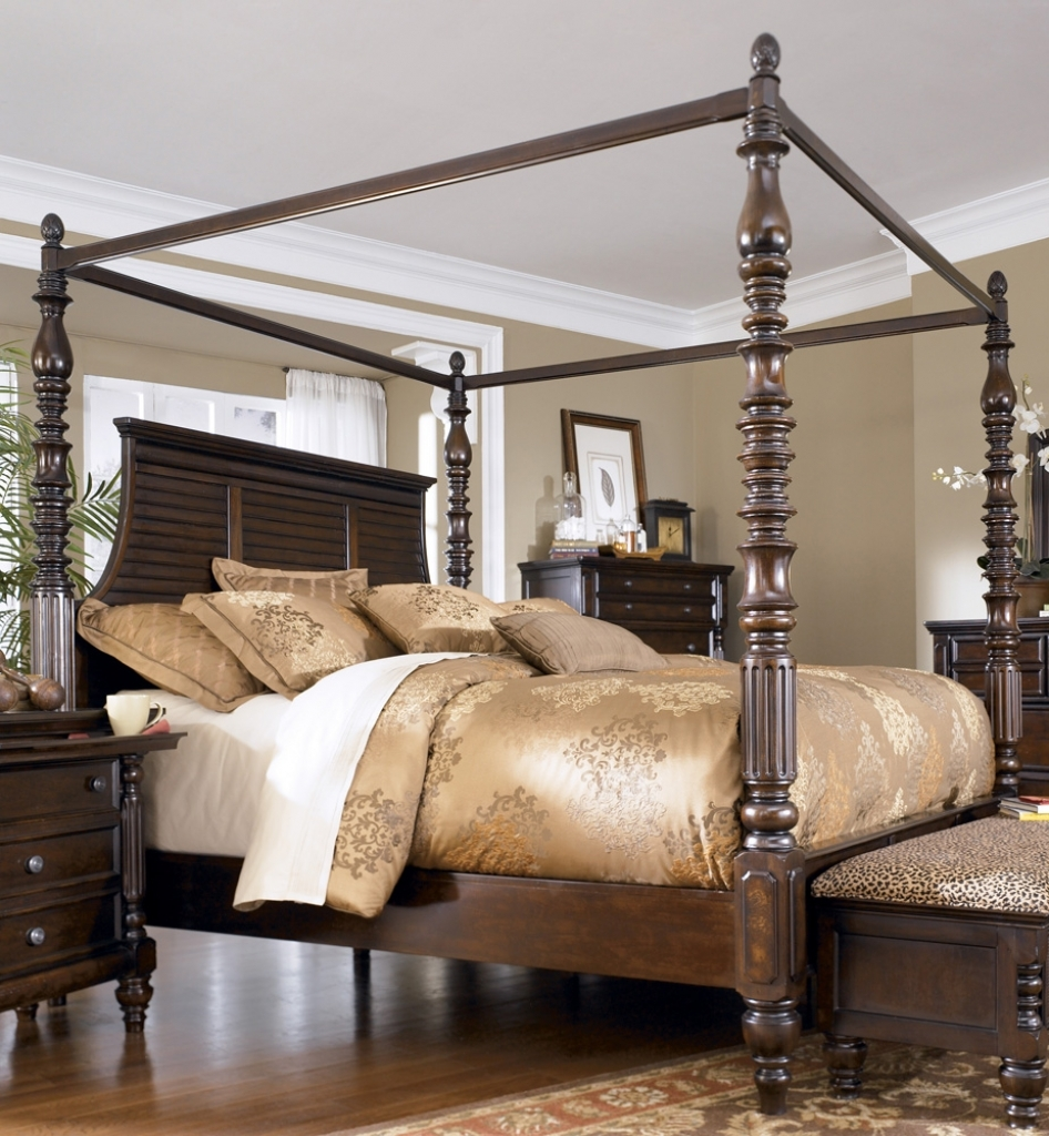 Ashley Furniture King Size Beds Style