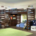 Awesome Queen Loft Bed Frame