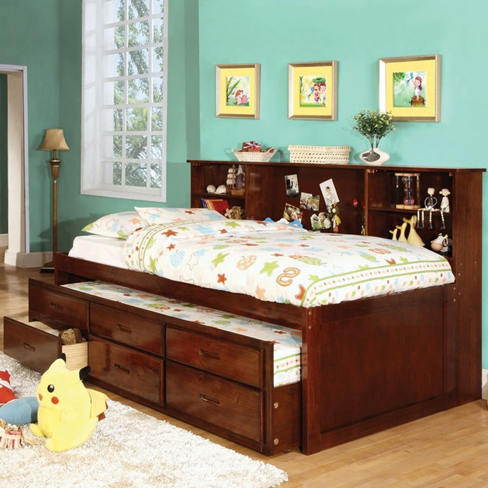 Awesome Twin Bed With Trundle