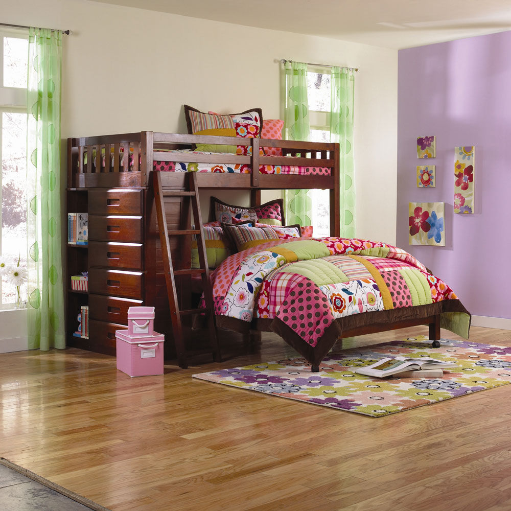 Image of: Awesome Twin Beds For Boys