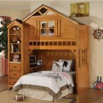 Beautiful Queen Loft Bed Frame