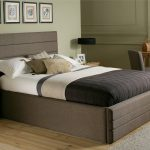 Beauty King Size Bed Frame with Headboard