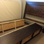 The Storage Bed Frame With Drawers