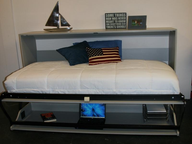 Image of: Best Twin Size Murphy Bed