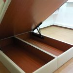 Build A King Bed Frame With Drawers