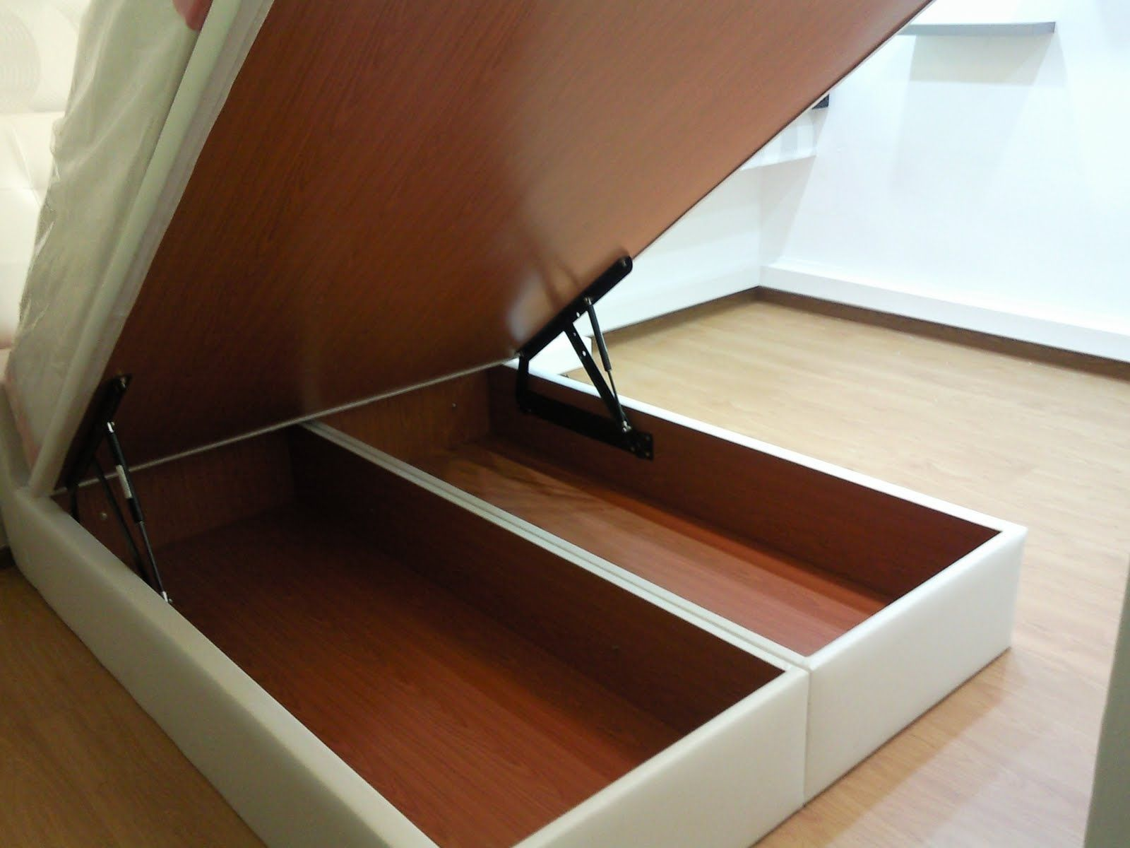 Image of: Build A King Bed Frame With Drawers