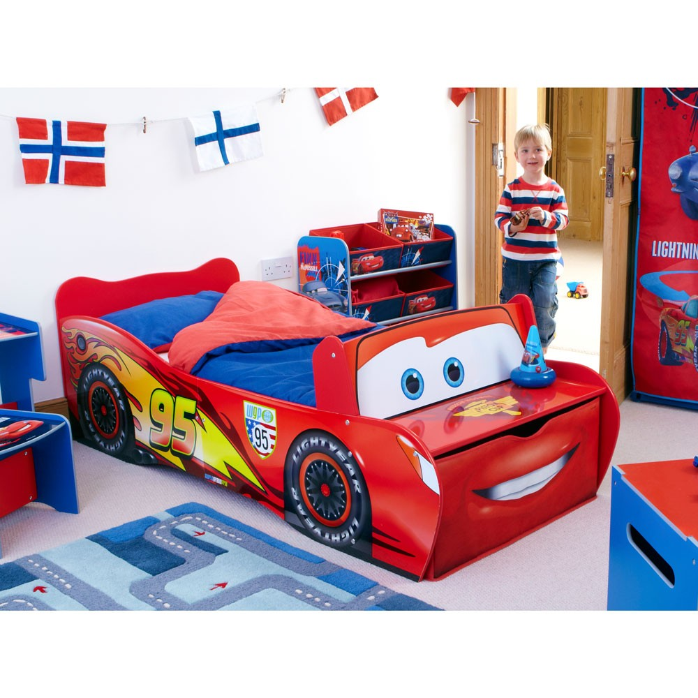 Image of: Cars Twin Beds For Boys