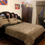 Awesome Cheetah Print Bedroom Set