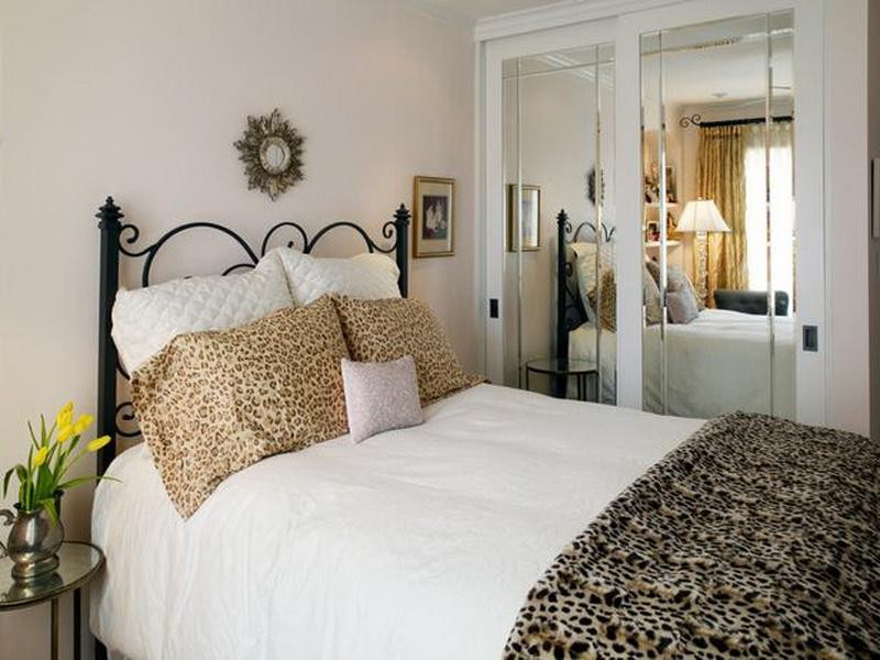 Image of: Cheetah Themed Bedroom Ideas
