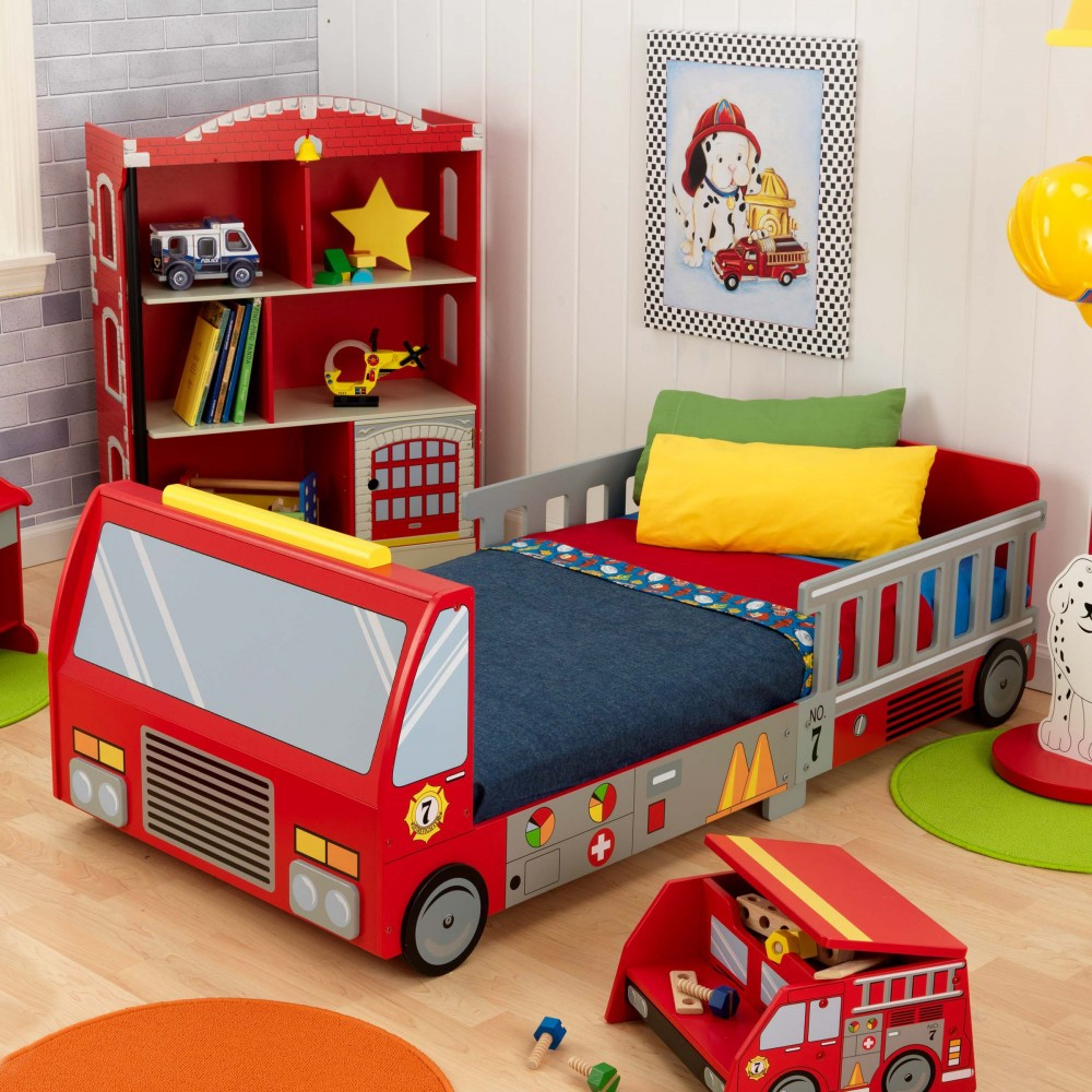 Image of: Contemporary Twin Beds For Boys