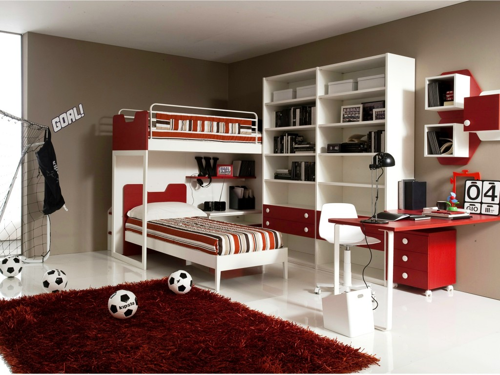 Image of: Cool Beds for Teens Design