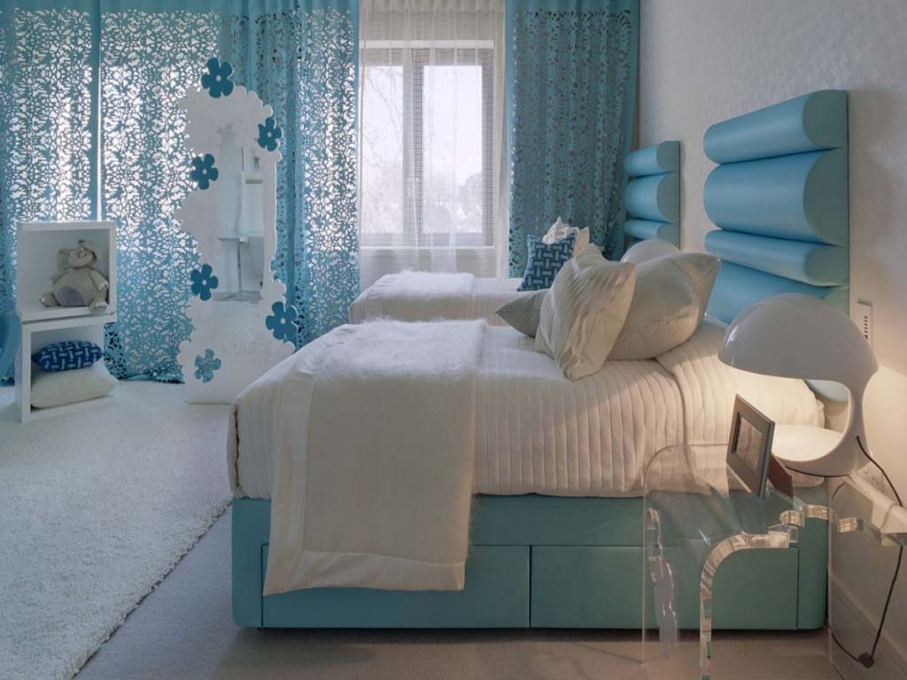 Image of: Cool Beds for Teens Girls