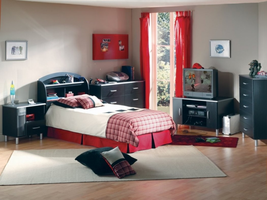 Image of: Cool Beds for Teens Models