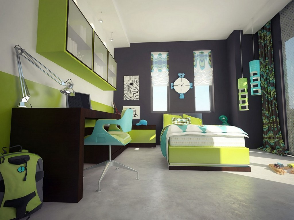 Image of: Cool Beds for Teens Style