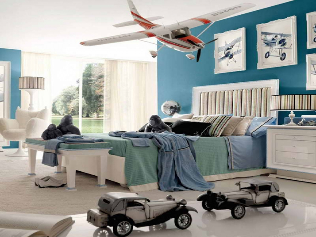 Image of: Cool Beds for Teens Themed