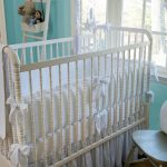 Custom Luxury Crib Bedding