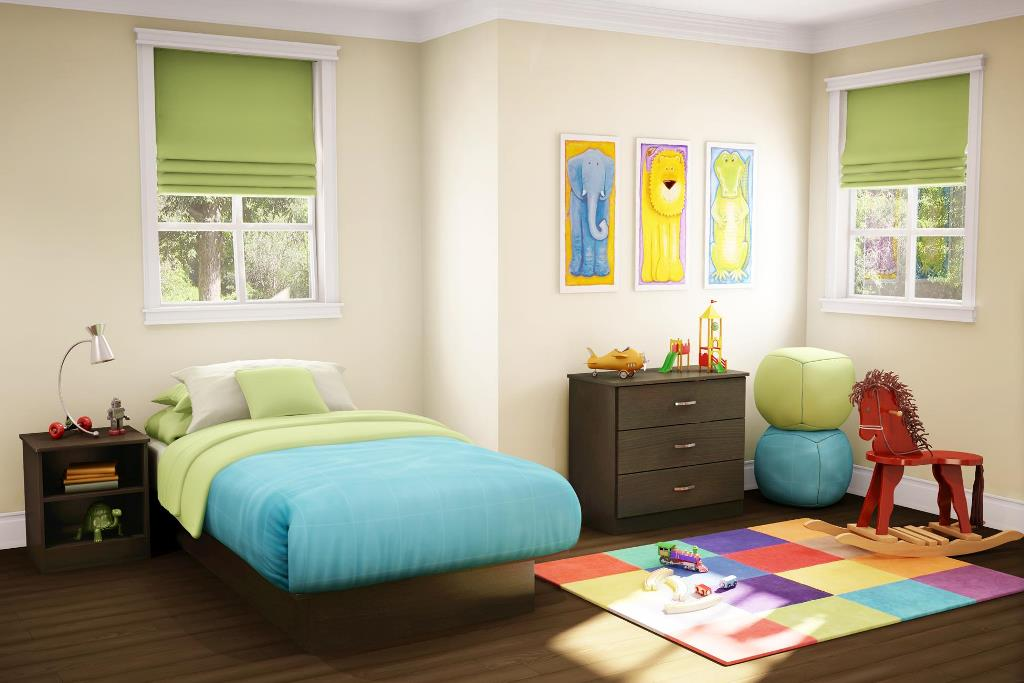 Image of: Discounted Twin Platform Beds