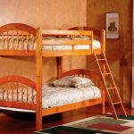 Full Size Loft Bed With Stairs Simple