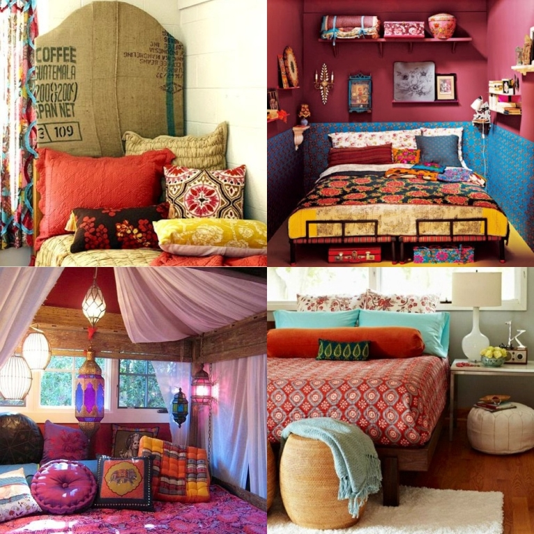 Image of: Hipster Bedroom Ideas Pictures