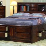 How To Make A King Bed Frame With Drawers
