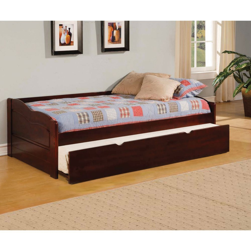 Image of: Ideas Twin Bed With Trundle